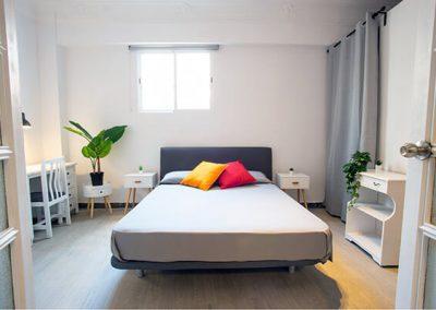 Apartamento habitación doble